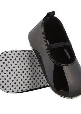 Stephan Baby Patent Shoe-6/12M