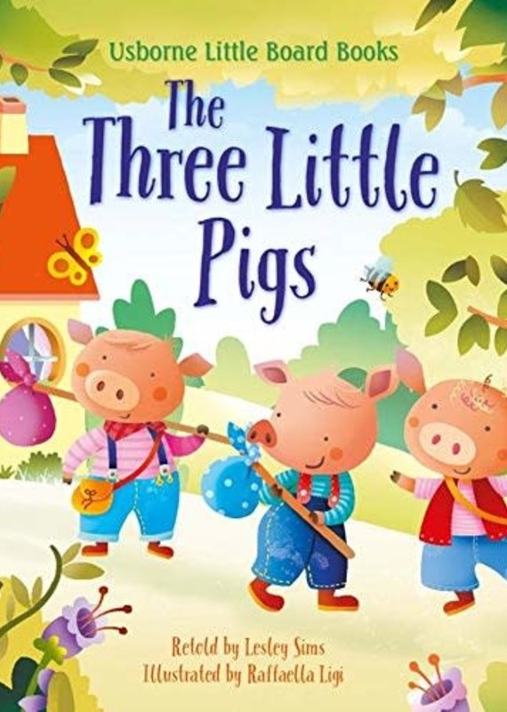 McManemin Companies Little Board Book-The Three Little Pigs