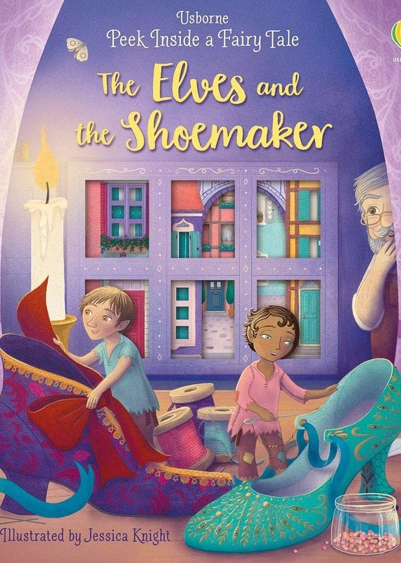 McManemin Companies Peek Inside a Fairy Tale-The Elves and the Shoemaker