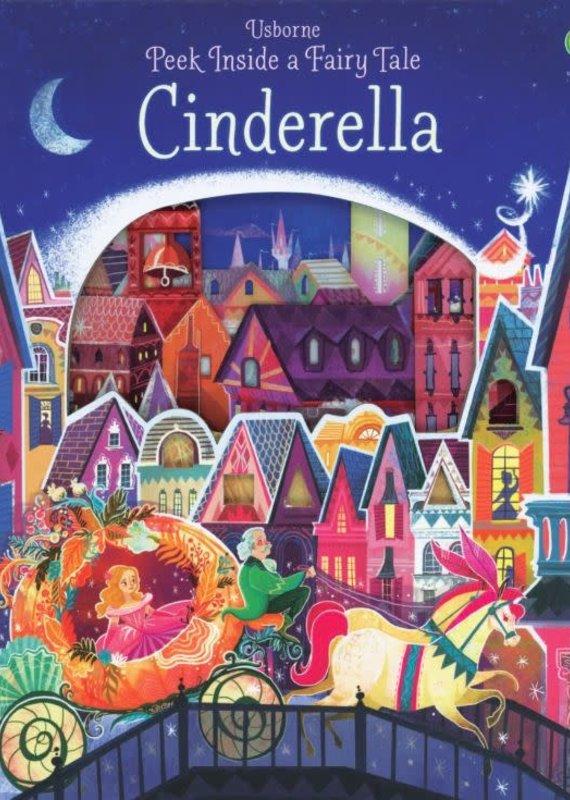 McManemin Companies Peek Inside a Fairy Tale-Cinderella