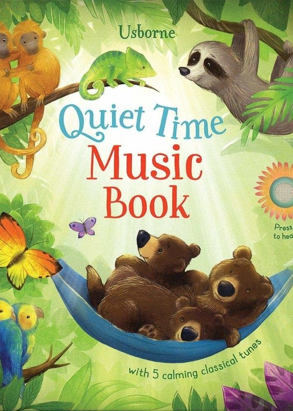 McManemin Companies Quiet Time Music Book