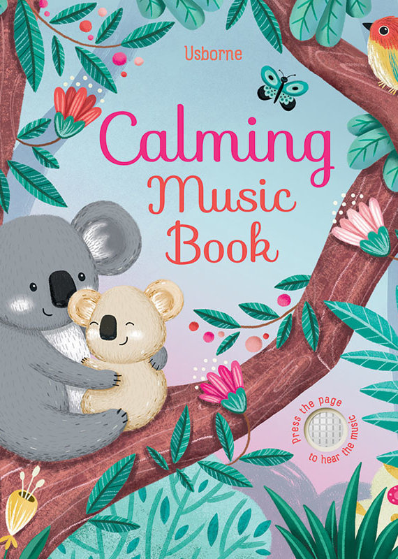 McManemin Companies Calming Music Book