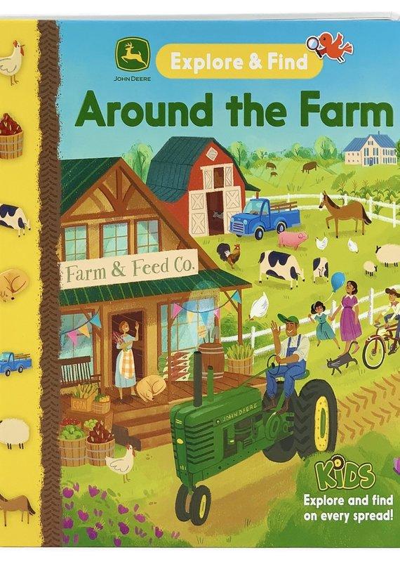 Cottage Door Press John Deere Around the Farm