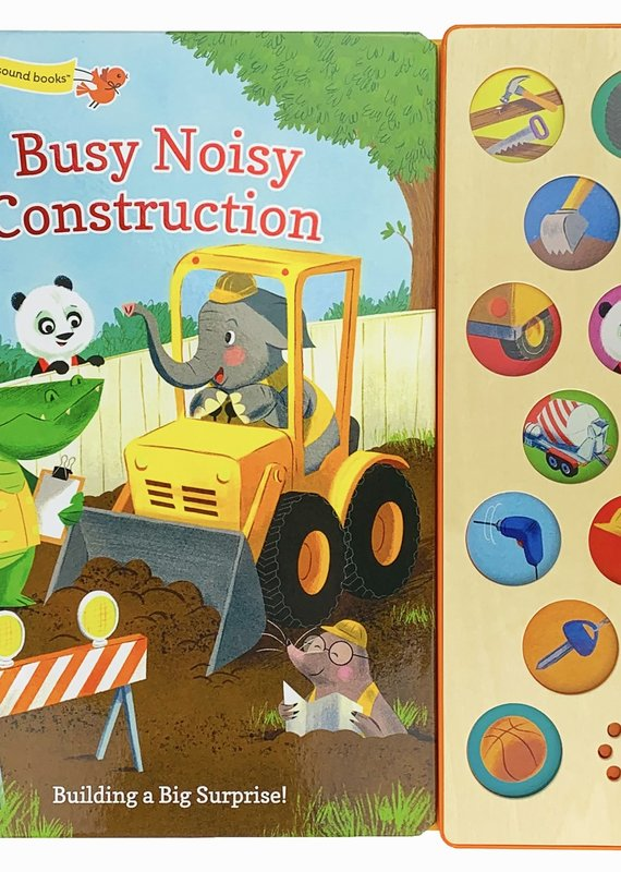 Cottage Door Press Busy Noisy Construction