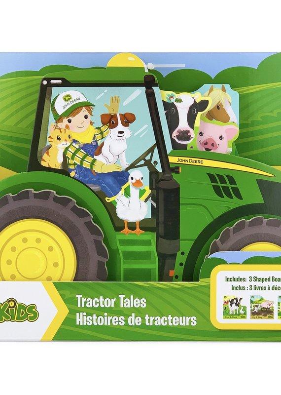 Cottage Door Press John Deere Tractor Tales