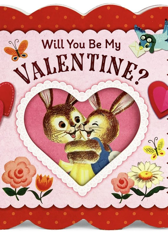 Cottage Door Press Will You Be My Valentine