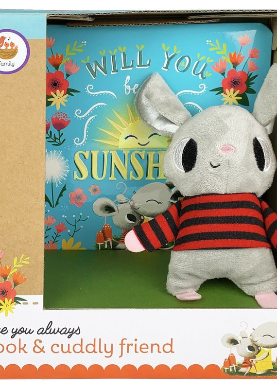 Cottage Door Press Will You Be My Sunshine Book and Plush