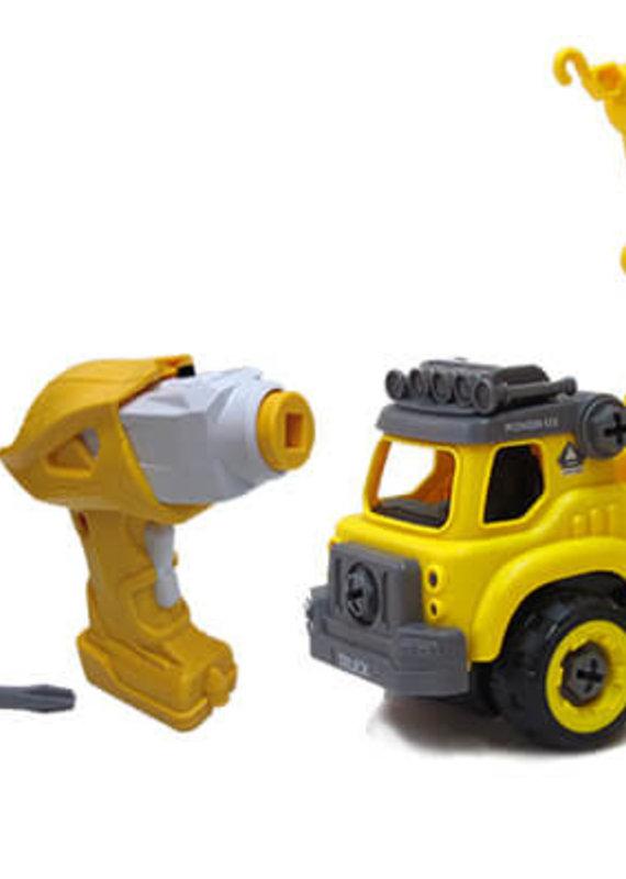 EDU Shape Big Job Truck