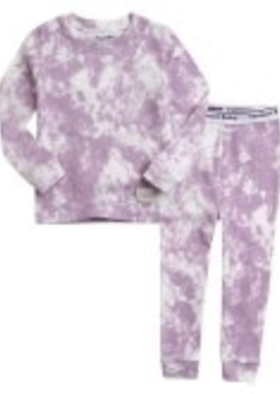 Vaenait Baby Prism Purple Pajama Set
