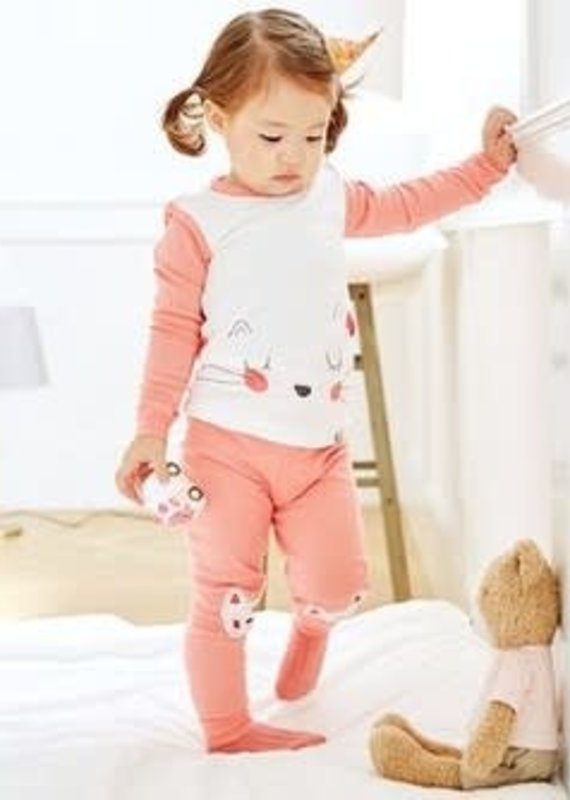 Vaenait Baby Cat and Me Pajama Set