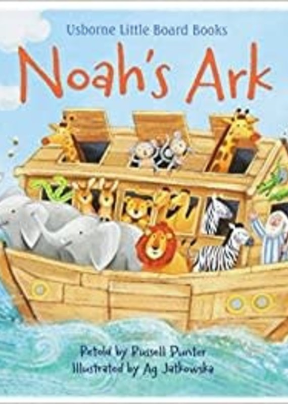 McManemin Companies Little Board Book-Noah's Ark