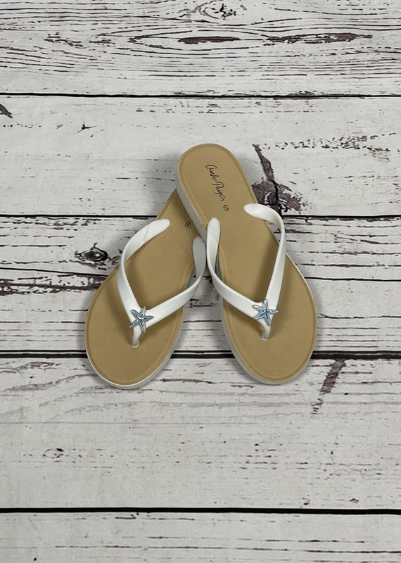 Charlie Paige Beach Sandals