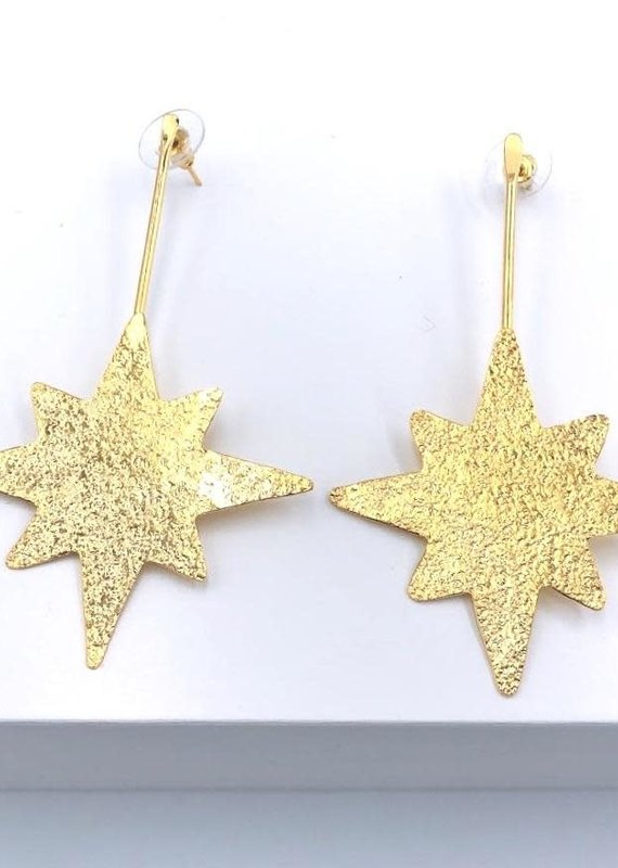 Treasure Jewels Starburst Earring