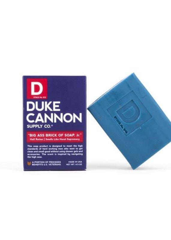 Duke Cannon Supply Co Big Ass Brick of Soap, Jr.- Naval Supremacy