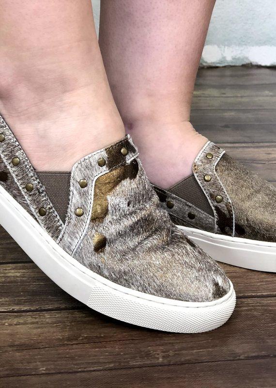 Corky's Pine Top Bronze Shoe