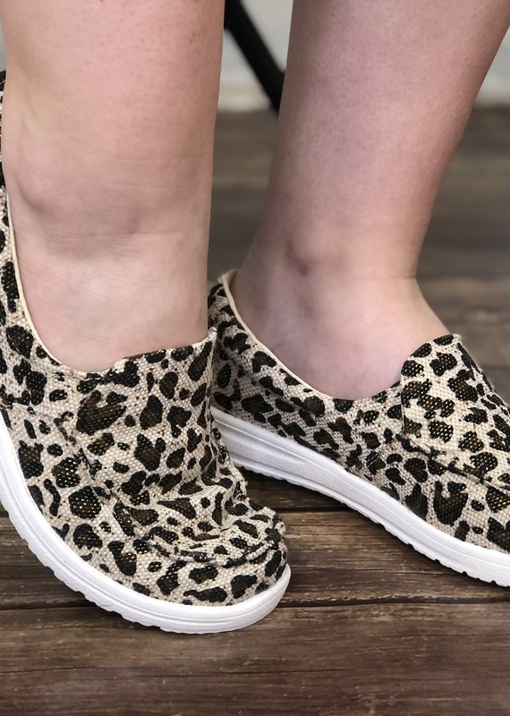 Not Rated Maya Leopard Shoe