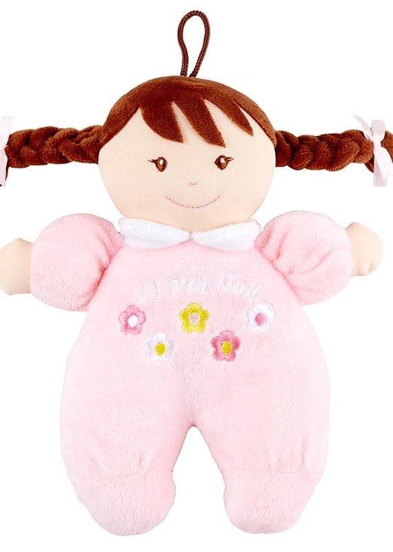 Stephan Baby My 1st Doll-Brunette