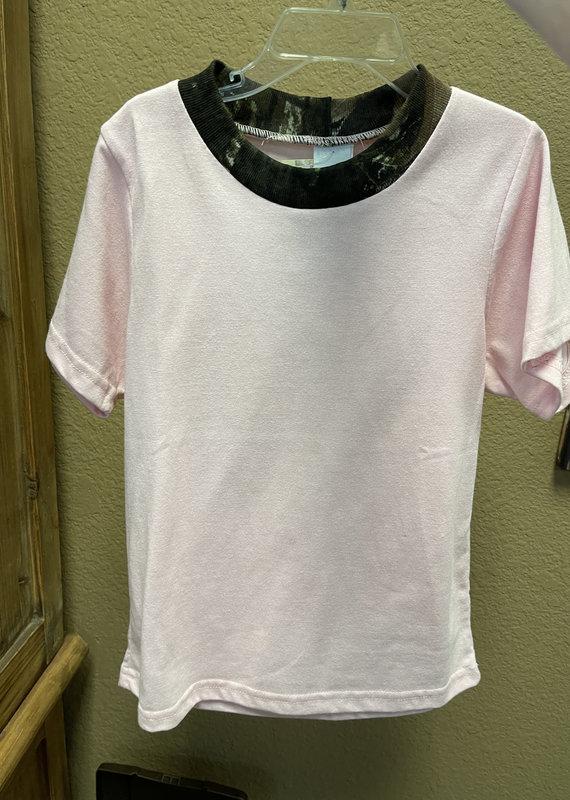Bonnie Sportswear Shortsleeve Pink