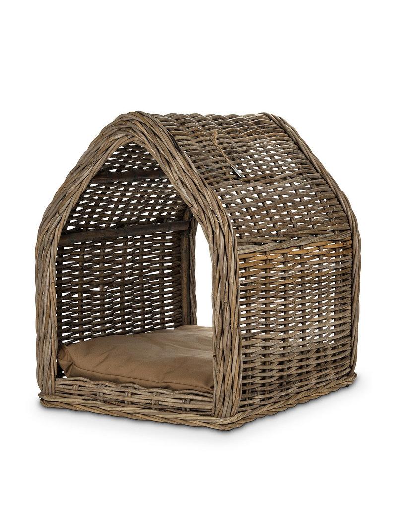 Dog House with Cushion