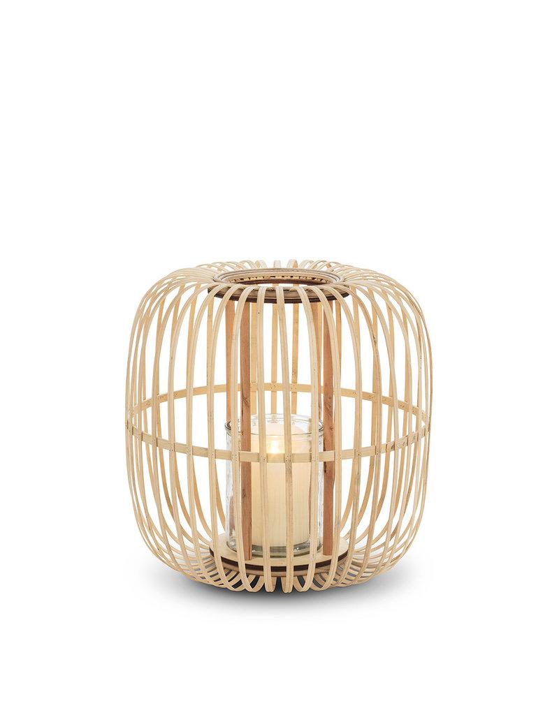 Oval Rib Lantern