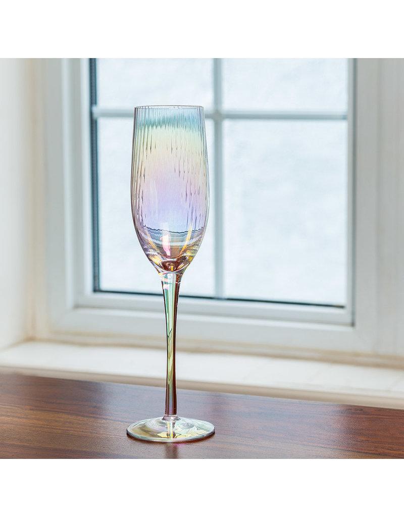 Small Optic Champagne Flute - EB1-5-33