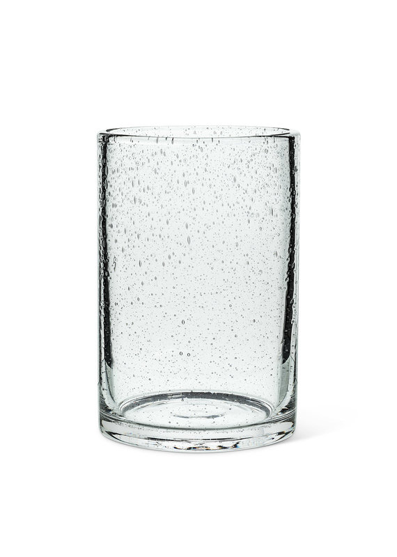 Large Seed Glass Vase/Votive - EB16