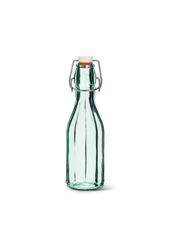Small Panel Bottle with Seal