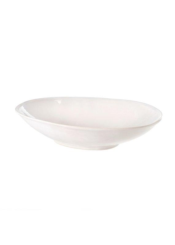 Highland Stoneware Oval Serving Bowl