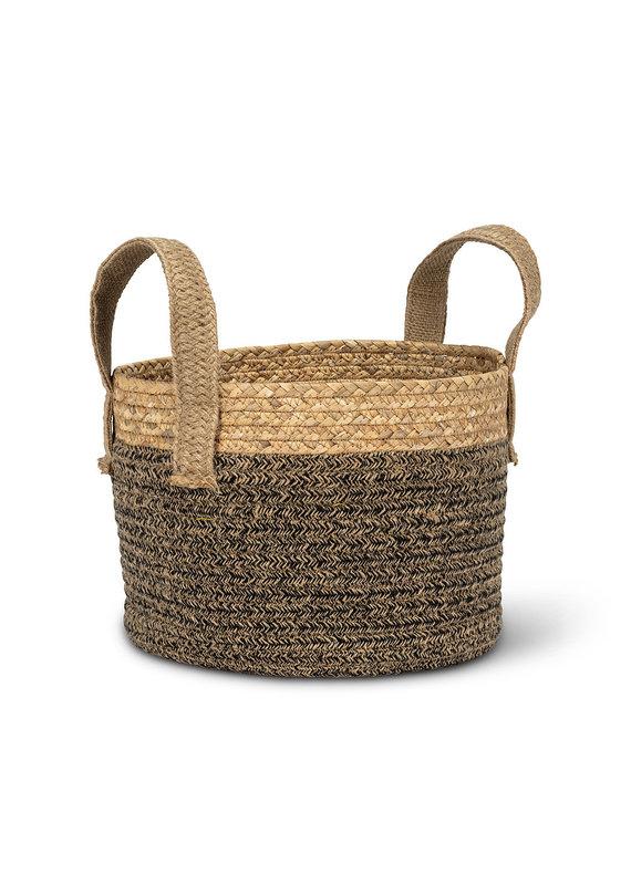 Round Handled Basket Md