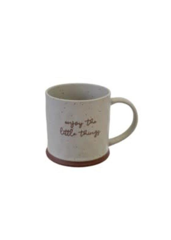 Indaba Trading Co. Enjoy the Little Things Mug - EB31