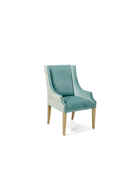 Silva Custom Furnishings Countess Arm Chair