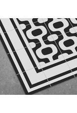 """Locus Vie Vinyl Floor Coverings Ipanema Floor Mat Small 2'8""""x3'11"""""""