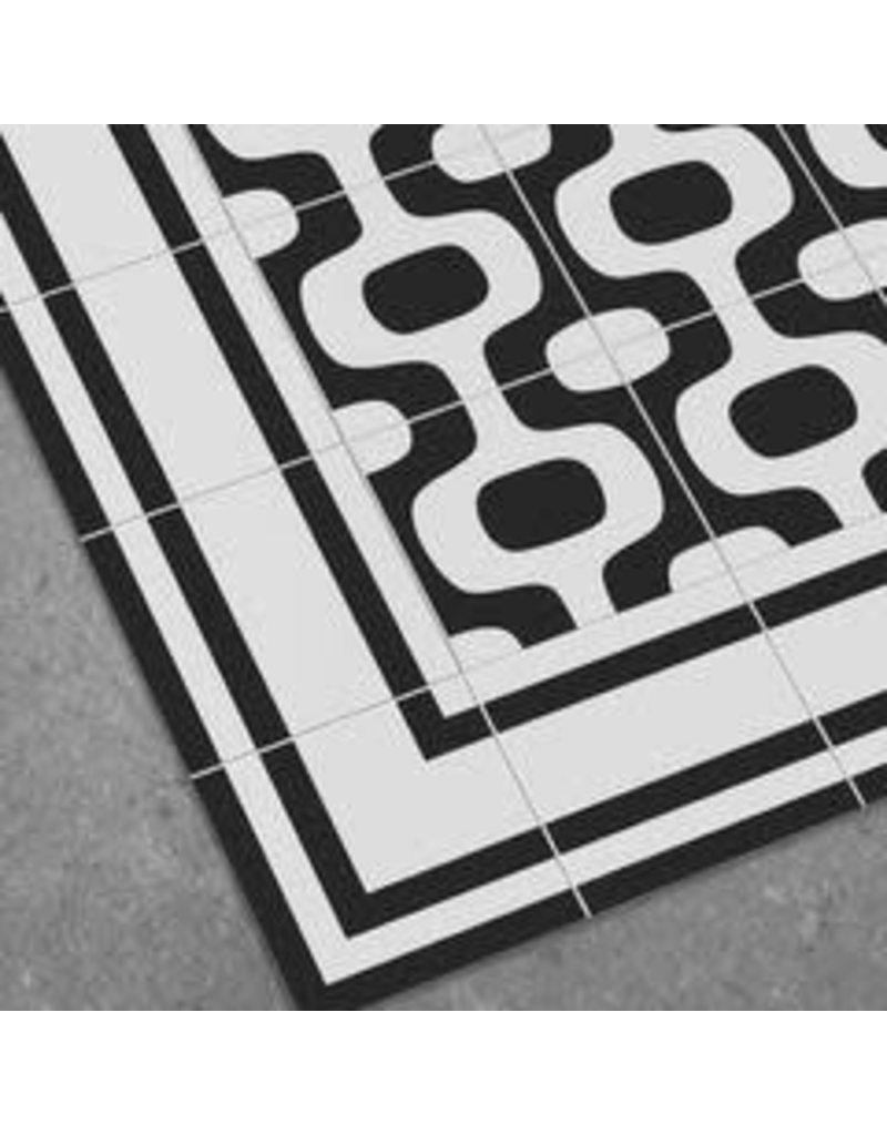 "Locus Vie Vinyl Floor Coverings Ipanema Floor Mat Runner Extra Long 2'8""x9'2"""