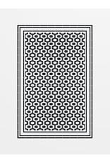 "Locus Vie Vinyl Floor Coverings Ipanema Floor Mat Extra Large Rug 6'7""x9'10"""