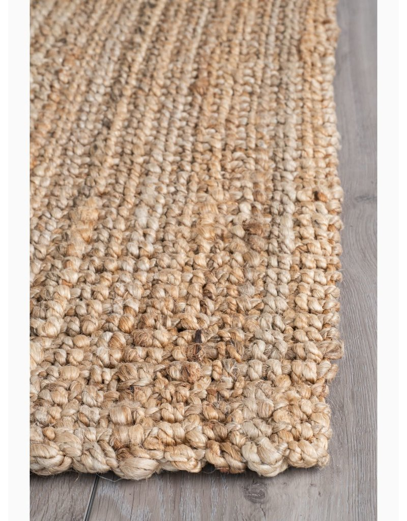 Lassen - Natural Jute Rug 8'x10' Out of Stock until June 25