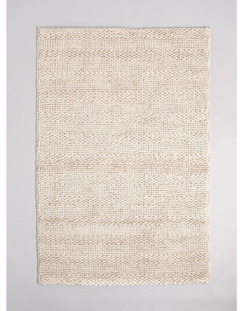 Kenai - Ivory Jute Rug 4'x6'