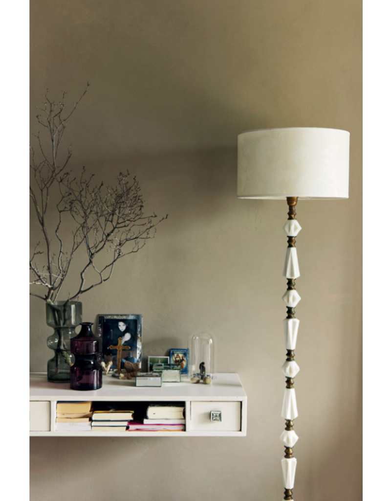 Farrow & Ball Paint Light Gray No. 17 Dead Flat - 1 Gallon