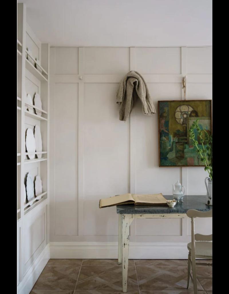 Farrow & Ball Paint School House White No. 291 Dead Flat - 1 Gallon