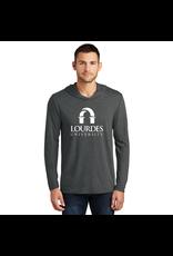 District District®Perfect Tri®Long Sleeve Hoodie | Lourdes Univ.
