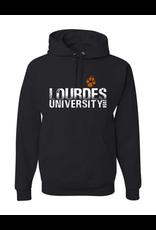 Jerzees JERZEES - NuBlend® Hooded Sweatshirt-GRNG-Black