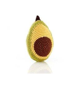 Rattle (Hand-Made - Avocado)