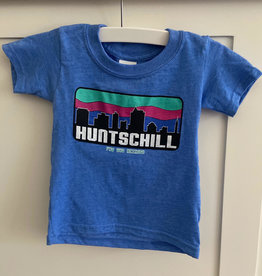 "T-Shirt (Fow Wow Kids ""Huntschill"" in Blue)"