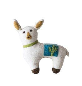 Tooth Fairy Pillow (Wool Llama)