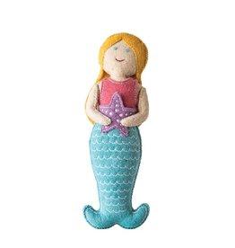 Tooth Fairy Pillow (Wool Mermaid)