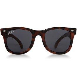 Sunglasses 2-4 Years (WeeFarers® Polarized - Tortoise Shell/Black)