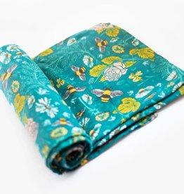 Blanket (Swaddle - Honeyflower)