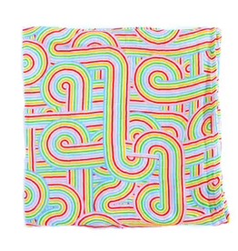 Blanket (Swaddle - Rainbow Connection)