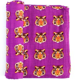 Blanket (Swaddle - Eye of the Tiger)