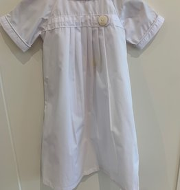Daygown (Pembrook Pleated - White)