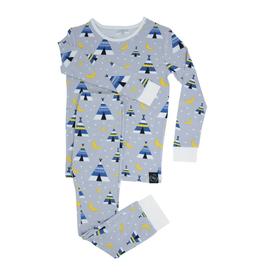 Pajamas (Big Kid PJ Set - Tribal Teepees)